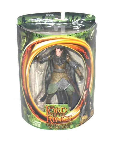 The Lord of the Rings Fellowship of the Rings Elrond Figure By Toy Biz, Antique Alchemy