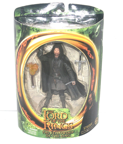 The Lord of the Rings Fellowship of the Rings Strider Figure By Toy Biz, Antique Alchemy