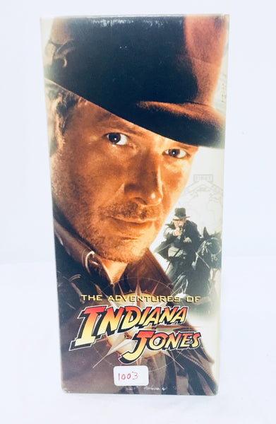 Complete Adventures of Indiana Jones VHS, Antique Alchemy
