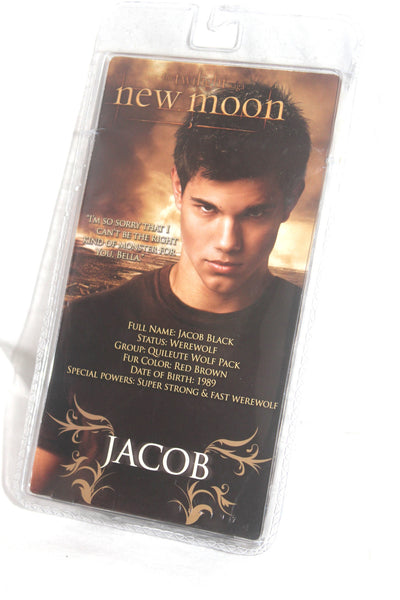 New Moon Jacob Doll Figure, Antique Alchemy