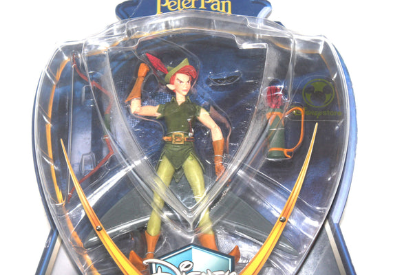 Disney Heros Peter Pan Action Figure, Antique Alchemy