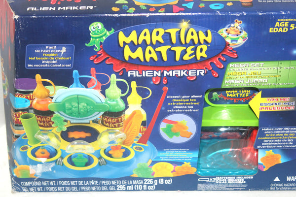 Martian Matter Mega Set, Antique Alchemy