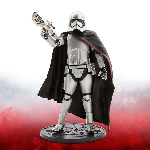 Brand New Sealed Star Wars Elite Series Captain Phasma Die Cast Disney, Antique Alchemy