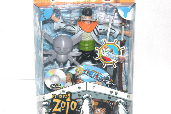 One Piece Action Figure: Pi Ripz Zojo Roronoa, NIB, Antique Alchemy