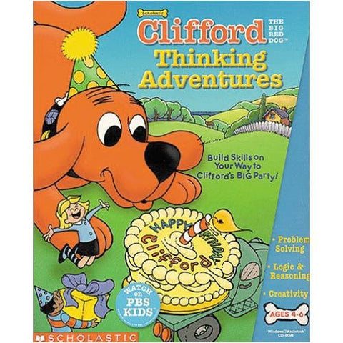 Clifford Thinking Adventures, Antique Alchemy
