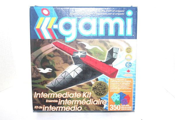 I-Gami 350 Piece Helicopter Kit, Antique Alchemy
