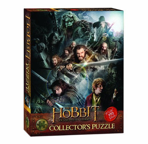 The Hobbit Collector's Edition Puzzle, Antique Alchemy