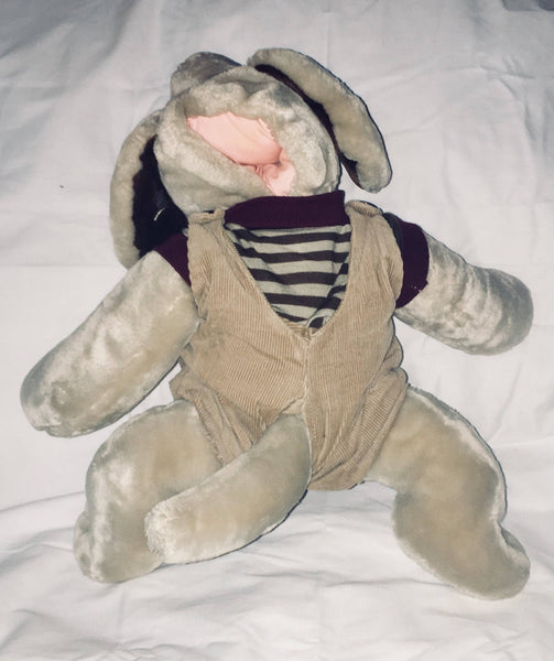 Vintage 1981 Large Wrinkles Plush, Jumper and T-Shirt, Antique Alchemy