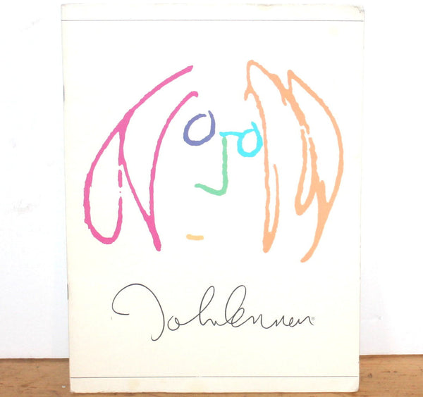 Vintage John Lennon Portfolio, Bag One Arts, Price Guide, Antique Alchemy