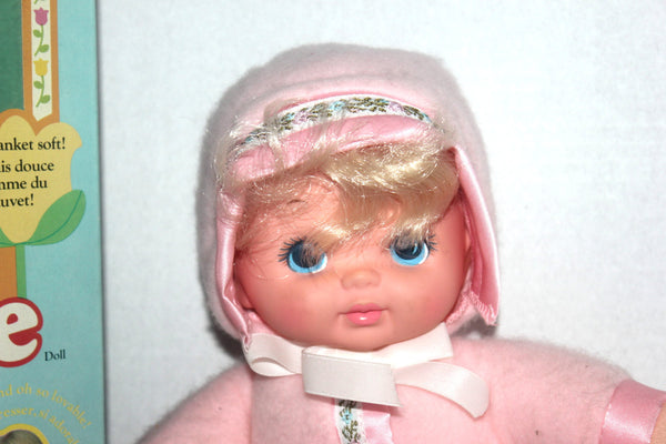 NIB 1980s Snuggle Baby Doll, Mattel, 80s Kids, Girl Toys, Antique Alchemy