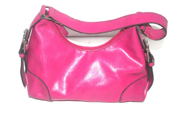 Vintage Pink Shoulder Bag, Purse Clutch, Antique Alchemy