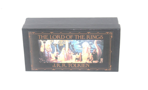 1981 J.R.R. Tolkien's The Lord of the Rings Cassette Box Set Antique Alchemy