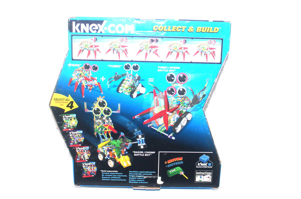 K'Nex Spider, Moto-Bots Series, Antique Alchemy