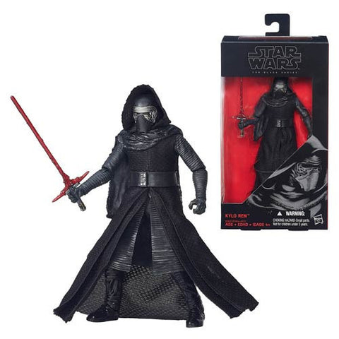 "Black Series Kylo Ren Star Wars 6"" NIB Hasbro, Antique Alchemy"