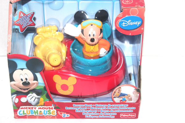 Disney Mickey Mouse Clubhouse - Mickey's Rescue Boat, Antique Alchemy