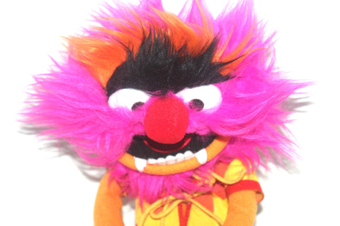 17'' Animal Muppet Plush Toy, Disney, Stuffed Animal, Antique Alchemy