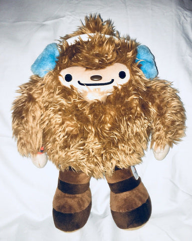 13'' Quatchi Sasquatch Vancouver Olympics Mascot Stuffed Animal, Antique Alchemy