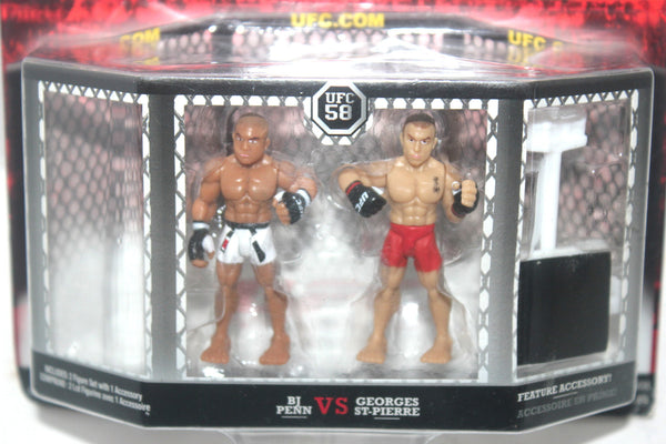 Ultimate Micro Fighters BJ Penn VS Georges St Pierre , Antique Alchemy