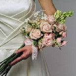Casual Hand-Tied Bouquet