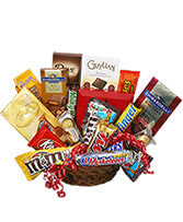 CHOCOLATE LOVERS' BASKET