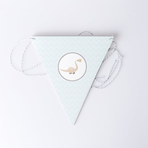 Dino'Roar Party Bunting