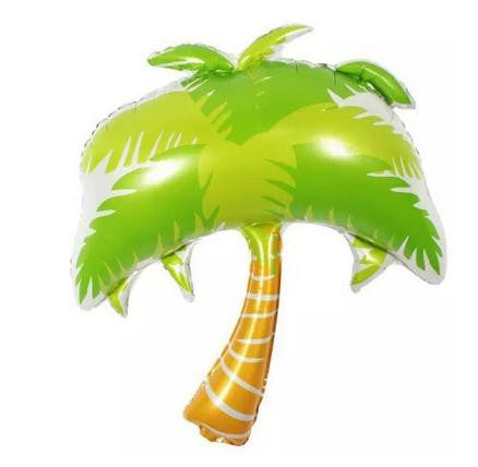 Jumbo Palm Tree Foil Balloon 83cm