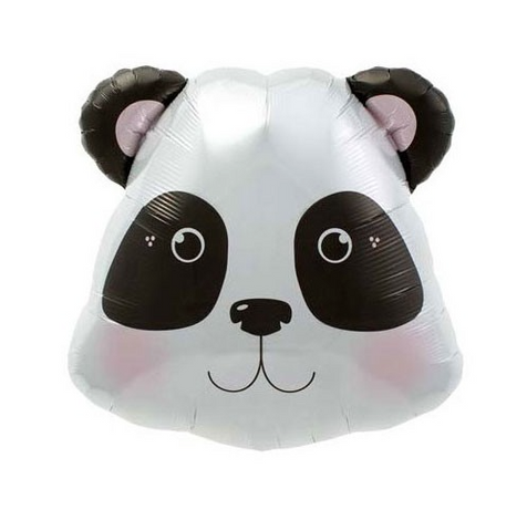 Panda Balloon Jumbo Foil Shape Balloon 72cm