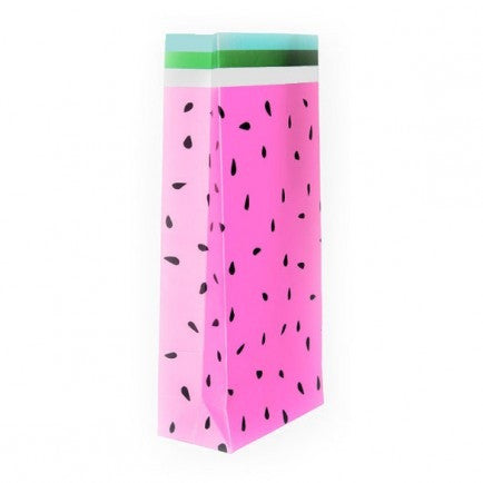 Watermelon paper Lolly/Treat bags (Pack of 10)