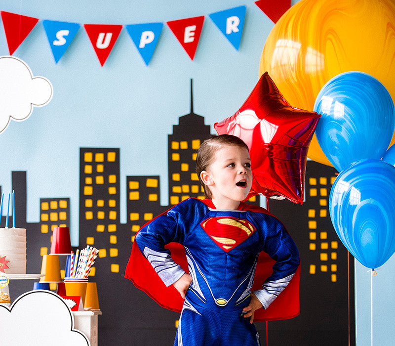 Host a Superheros Party
