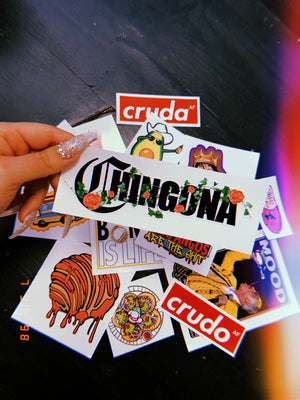 Chingona PEGA-STICKER™