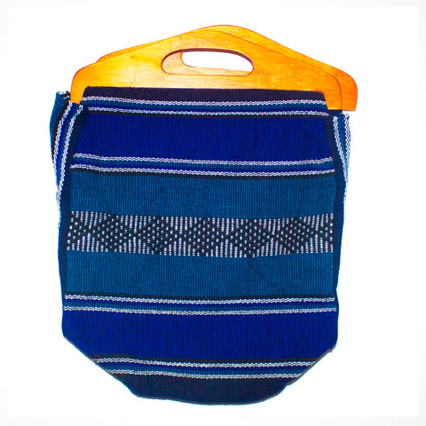 HAND MORRAL Blue Stripes
