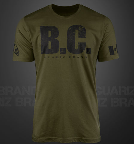 B.C.™ BAJA CALIFORNIA MEX T-SHIRT