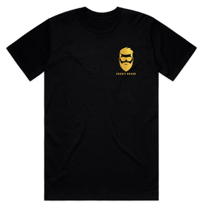 GUARIZ BRAND GOLD T-SHIRT