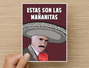 CHENTE BIRTHDAY CARD