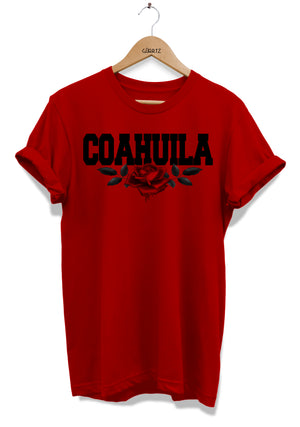 COAHUILA RED- T-SHIRT