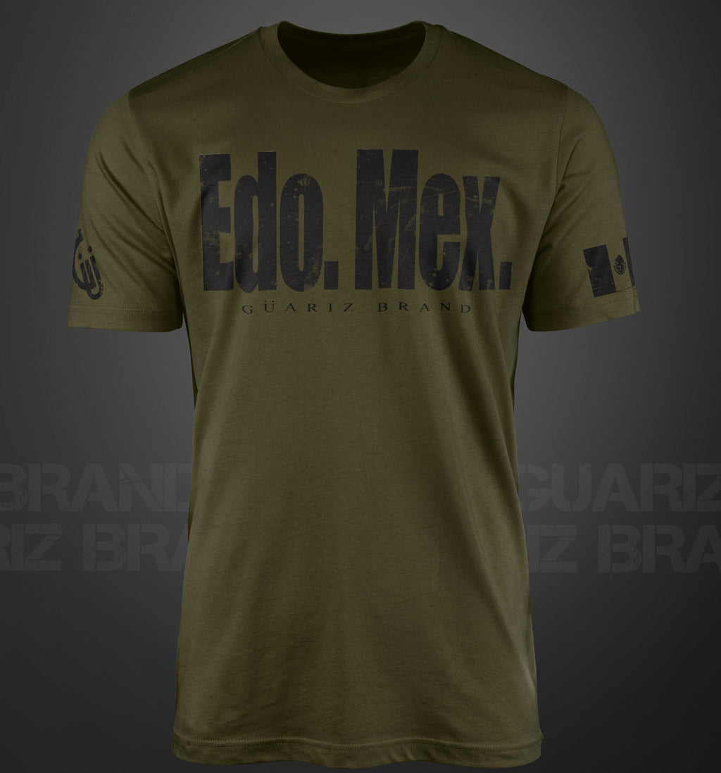 EDO.™ ESTADO DE MEXICO MEX T-SHIRT