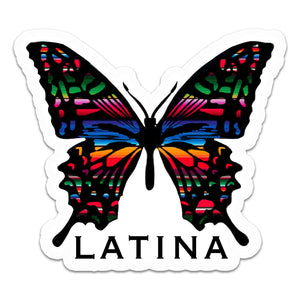 LATINA BUTTERFLY