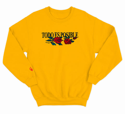 TODO ES POSIBLE Sweat Shirt