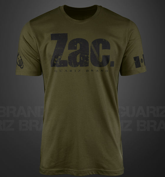 ZAC.™ ZACATECAS MEX T-SHIRT