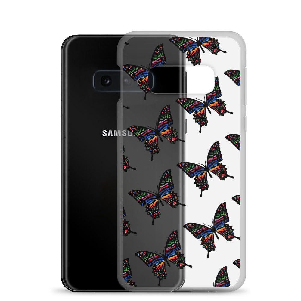 Latina Butterfly Samsung Case