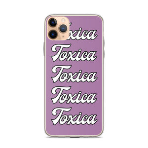 Toxica iPhone Case