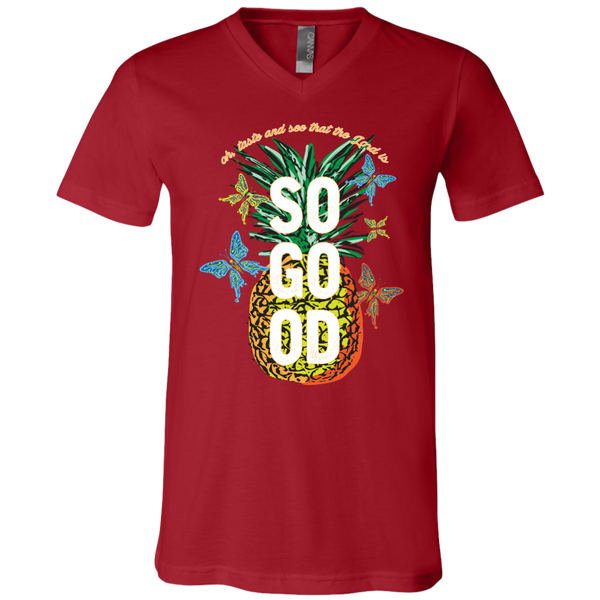 Oh, Taste & See That The Lord is So Good Unisex Tee & V-neck