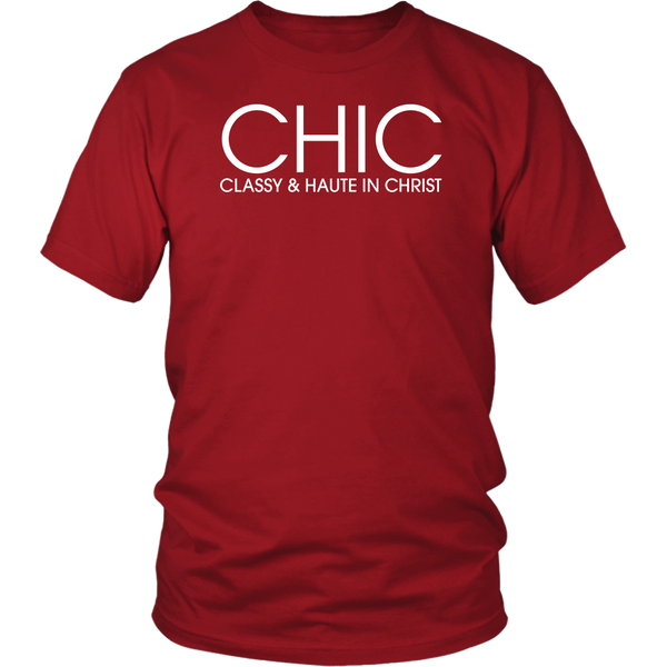CHIC - Classy and Haute in Christ