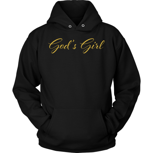 God is Within Her Hoodie - Dressed Up Tee Shop  - 2