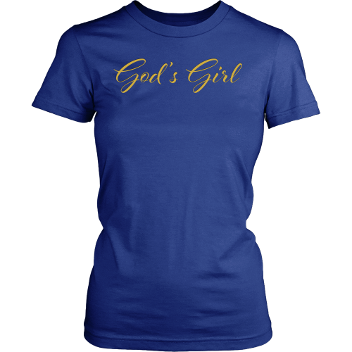 God is Within Her Tee - Dressed Up Tee Shop  - 5