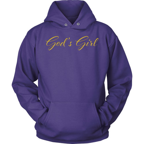 God is Within Her Hoodie - Dressed Up Tee Shop  - 3
