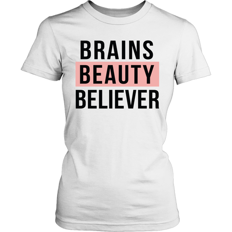 Brains Beauty Believer 2016