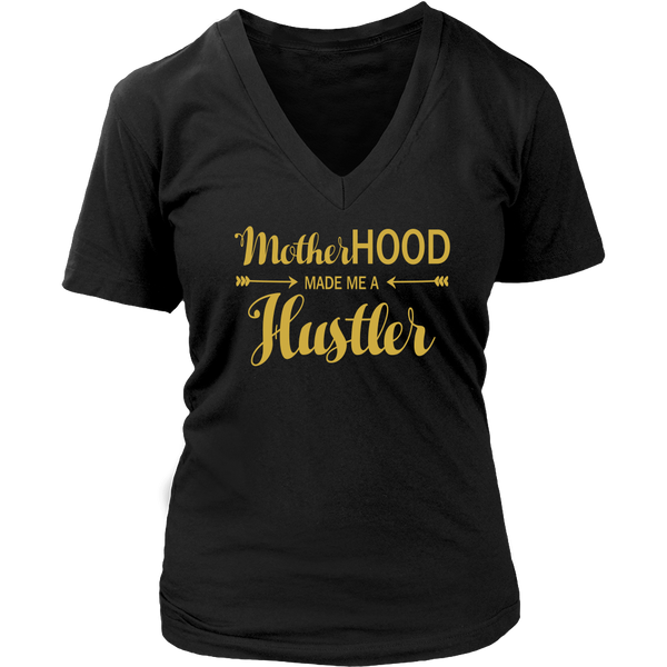 Mother Hustler Tee - Dressed Up Tee Shop  - 4