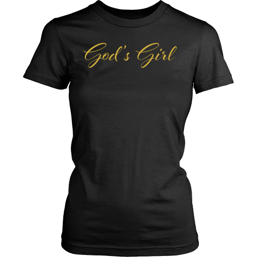 God is Within Her Tee - Dressed Up Tee Shop  - 4