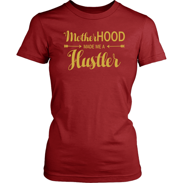 Mother Hustler Tee - Dressed Up Tee Shop  - 3